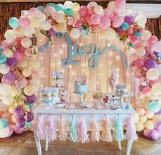 Balloon Centerpieces For Tables 20 Balloon Décor Ideas For A Kid U0027s Birthday Party Shelterness