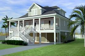 stylish low country home plan 15062nc architectural designs