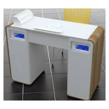 manicure nail table station china oem cheap beauty salon furniture manicure table nail dryer