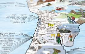 Columbia Campus Map Snowtrip Map Die Perfekte Wintersportkarte Skiin