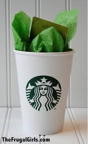 starbucks christmas gift cards thanks a latte diy starbucks coffee gift card holder the frugal