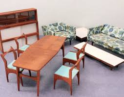 Dollhouse Modern Furniture by 68 Best Mini Mods Mid Century Modern Doll Houses Images On