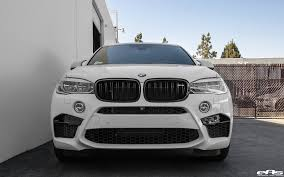 matte white bmw this alpine white bmw x6 m gets a makeover