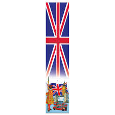 Hanging American Flag Vertically Vertical British Banner 1 5m Peeks