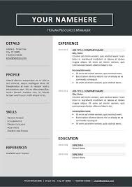 layout cv gallery of free cv exles templates creative downloadable fully