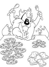 looney tunes coloring pages for christmas u2013 fun for christmas