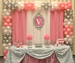 girl baby shower baby shower decorating ideas princess baby shower decorations baby