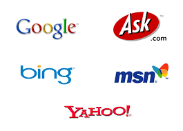 list of engines the most popular search engines