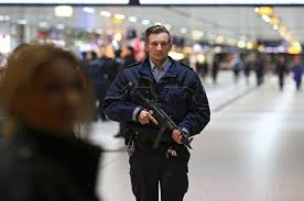 Hit The Floor German - blood everywhere u0027 after german train station axe attack new york
