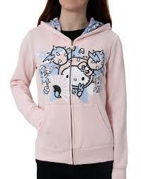 tokidoki kitty electric kitty hoodie