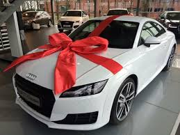 car gift bow image about in sick cars by takemesomewhere