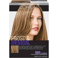 frosted hair color l oreal frost design highlights cvs