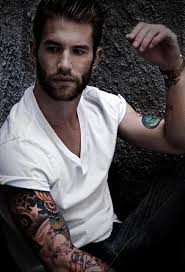 107 best men with beards images on pinterest men men