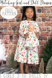 tutorial and pattern matching dresses for a and