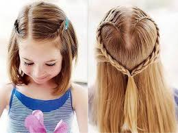 hairstyles for back to school short hair hairstyles back school cute easy hairstyles side pony medium