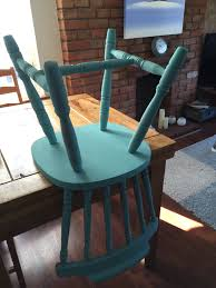 How To Paint A Table by How To Paint A Wooden Chair U2013 Bel Rustico