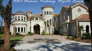 luxury homes for sale in myrtle beach youtube