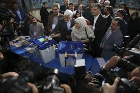 Seeking Cast List Reformists Moderates Leading In Iran Parliament Vote The Times