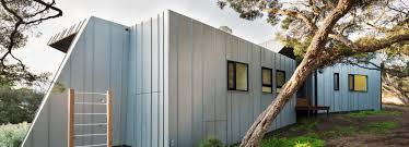 Coastal House Bunbury Builds A Tardis Like Beach House In Coastal Australia