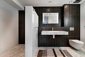 bathroom mirrors perth perth wall mount bookshelf bathroom contemporary with gray stone