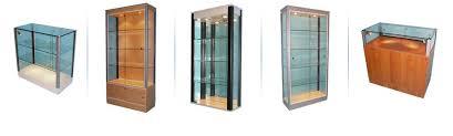 Oak Glazed Display Cabinet Glass Display Cabinets Uk Designex Bespoke Cabinets From The Uk