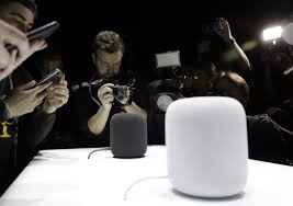 List Of Smart Home Devices Apple Hits Pause On Homepod Adding To List Of Delays Wsj
