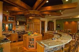 pleasurable design ideas circular kitchen round kitchen island on