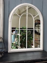 a superb garden arch wall mirror soame interiors