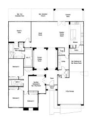 stowe floor plan at eastmark summit collection in mesa az