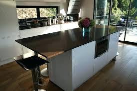 plan de travail design cuisine meuble de cuisine design meuble de cuisine avec table intacgrace