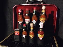 tapatio keychain leather sauce holsters