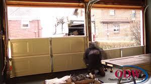 Barcol Overhead Doors Edmonton Garage Door Installation Timelapse