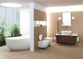 bathroom pics design in an open bathroom free standing walls are great elements to