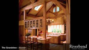 the grandview timber frame home video slideshow youtube