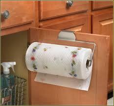 cabinet paper towel holder under cabinet paper towel holder bronze in ritzy you under cabinet