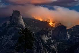 Wildfire Yosemite 2013 by Meadow Fire Wikipedia