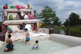 houston party rentals water slides houston party rental