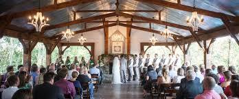 affordable weddings bransons missouri indoor outdoor rustic mountain weddings