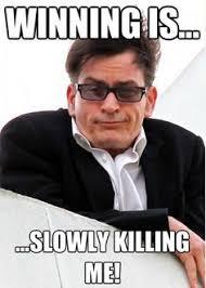 Charlie Sheen Memes - funny charlie sheen meme funny celebrities memes pinterest