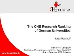 che ranking uwe brandenburg options and limits of measurability the
