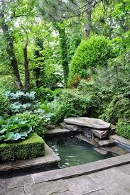 Backyard Garden Ponds Creative Ideas Diy Koi Observation Tower In Garden Pond A Personal