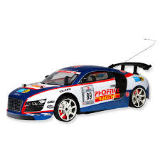 rc drift cars 1 10 4wd rc drift racing car blue at hobby warehouse