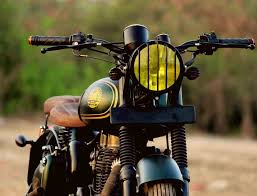 modified bullet bikes modified royal enfield bullet 350 dons true retro classic look