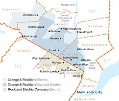 hudson light and power our services about us orange rockland