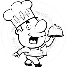 Chef Hat Clipart Black And White Clipart Panda Free Clipart Images