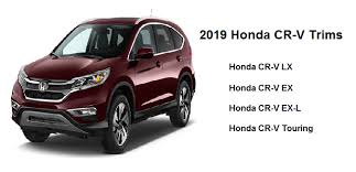 different models of honda crv 2019 honda cr v hybrid release price redesign engine specs