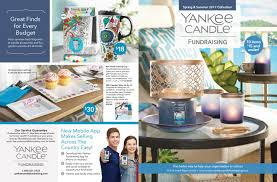 home interior candle fundraiser yankee candle spring 2017 brochure by 1st place fundraising issuu