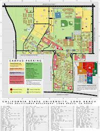 Long Beach California Map Csu Long Beach Campus Map Csu Long Beach Long Beach Ca U2022 Mappery