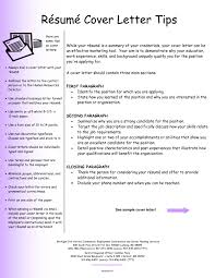 enjoyable example of resume cover letter 14 an for cv resume example