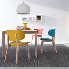 Mustard Dining Chairs by Claire Chair By Calligaris Yliving